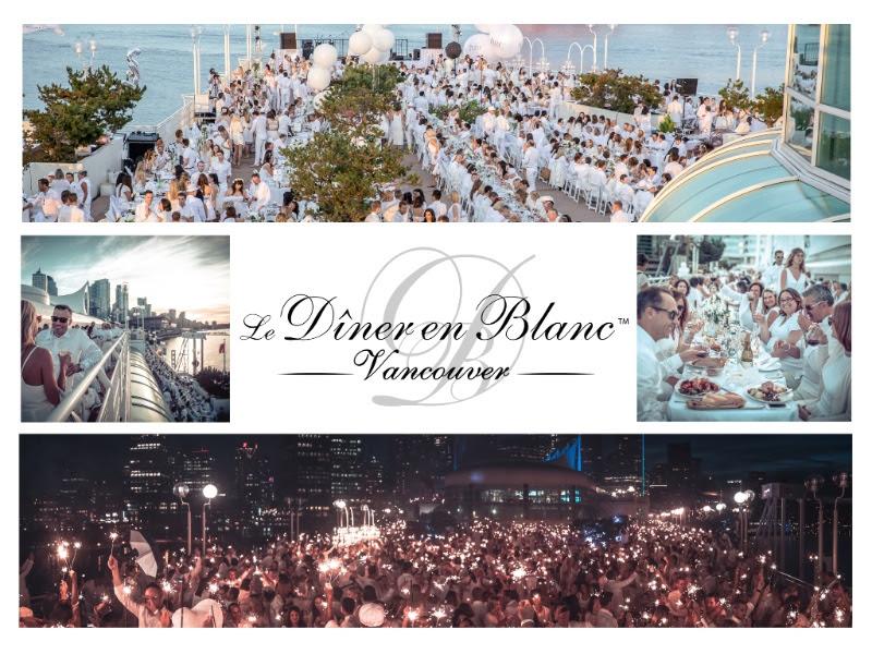 The Secret Celebration in White