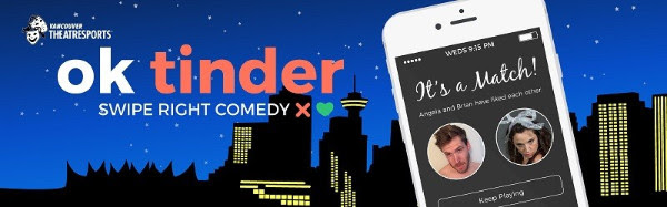Swipe Right and Make a Date with OK Tinder