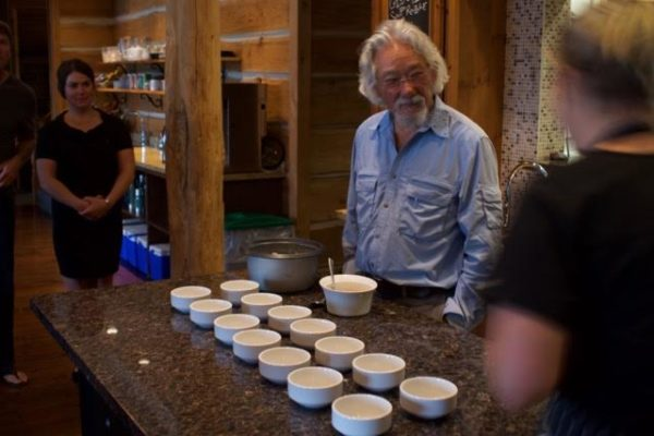 David Suzuki - West Coast Fishing Club - MyVanCity