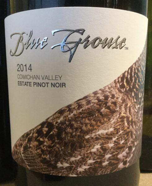 BG Estate 2014 Pinot Noir