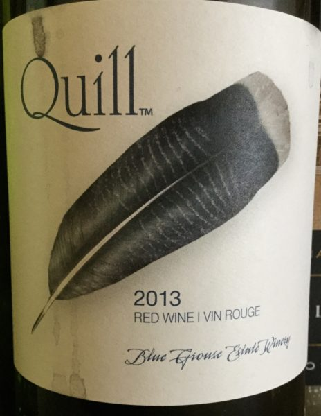 BG Quill 2013 Red