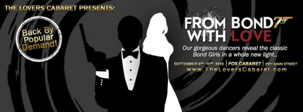 BOND encore
