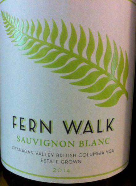 Fern Walk 2014 Sauvignon Blanc