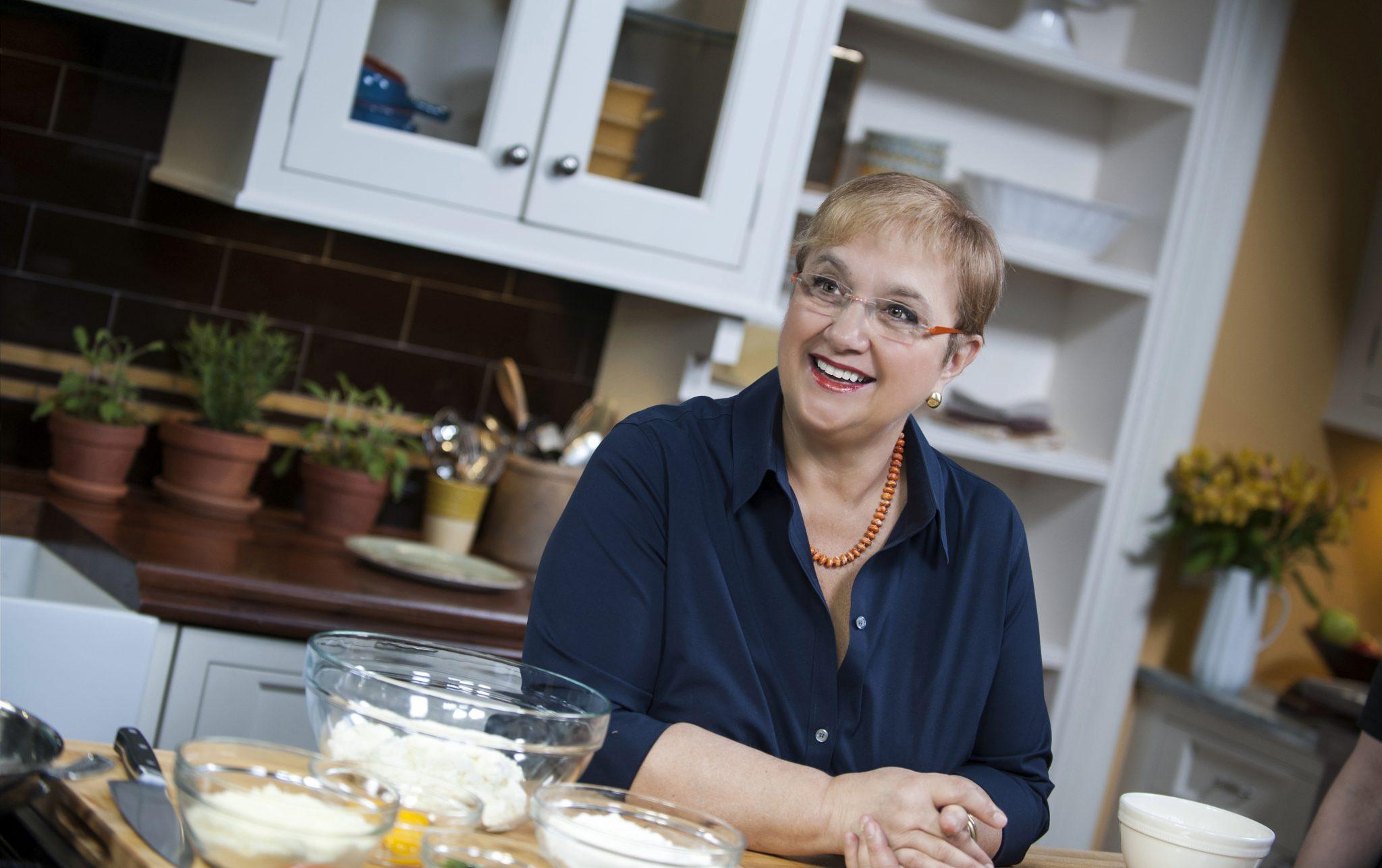 Les Dames D'Escoffier Present Una Bella Notte Con Lidia Bastianich