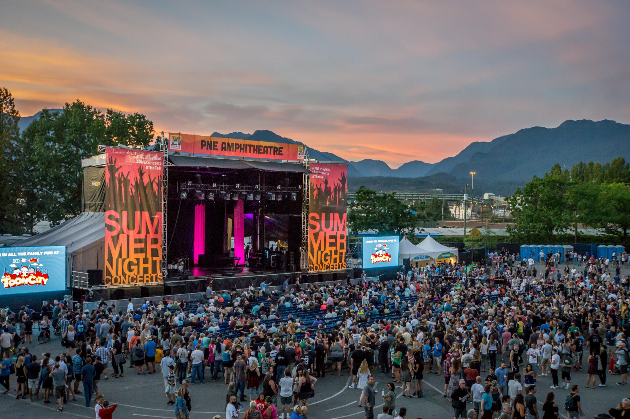 THE FAIR AT THE PNE UNVEILS 2017 LINE UP