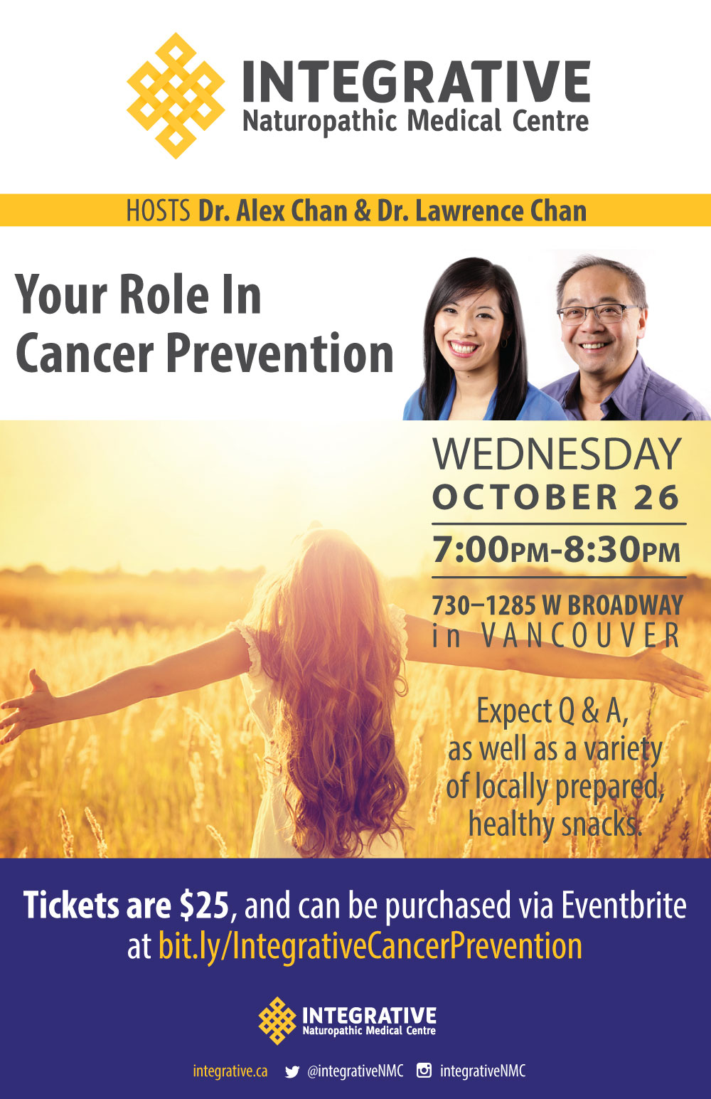 Cancer Prevention Event