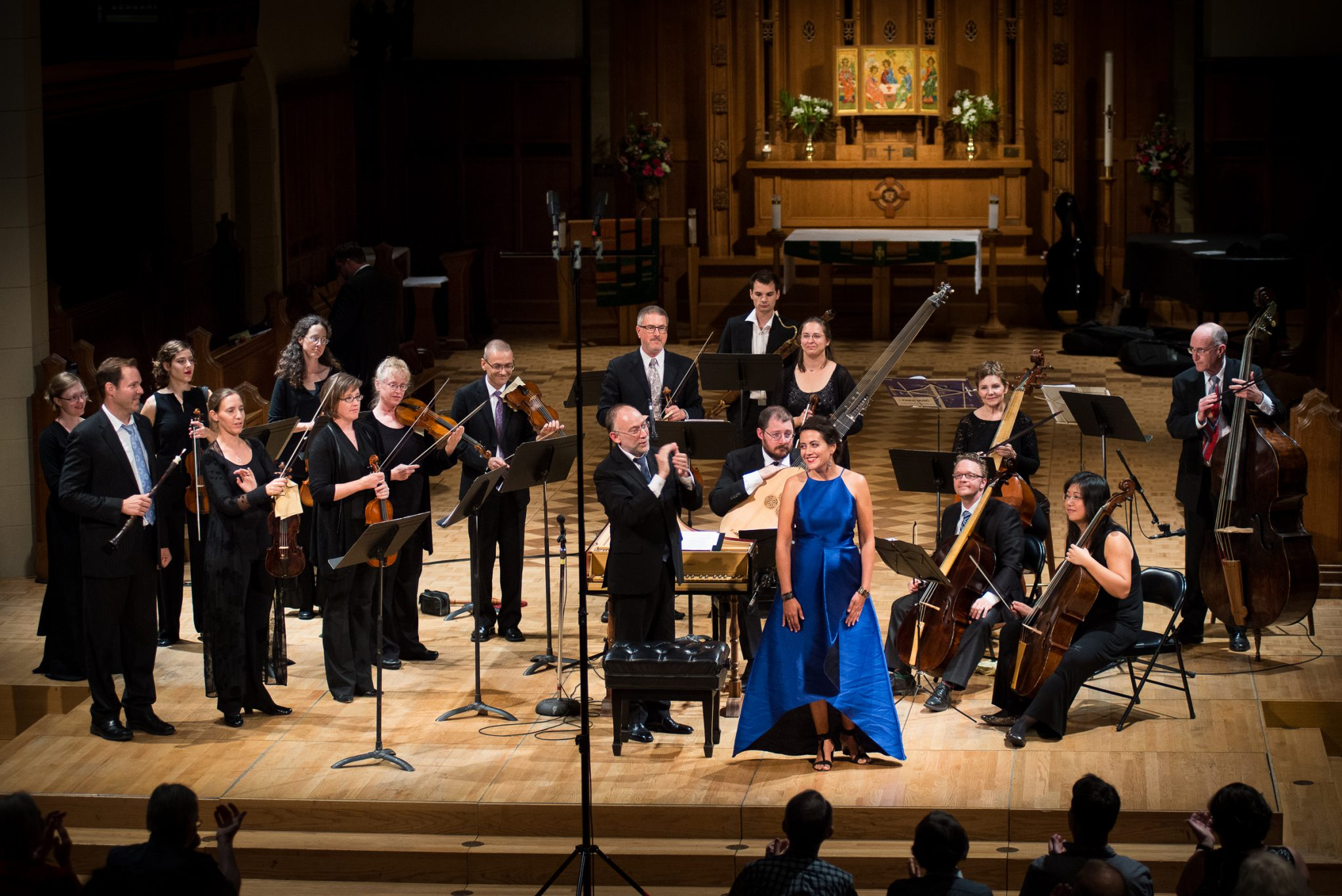 Handel and His Rivals with Amanda Forsythe – Review