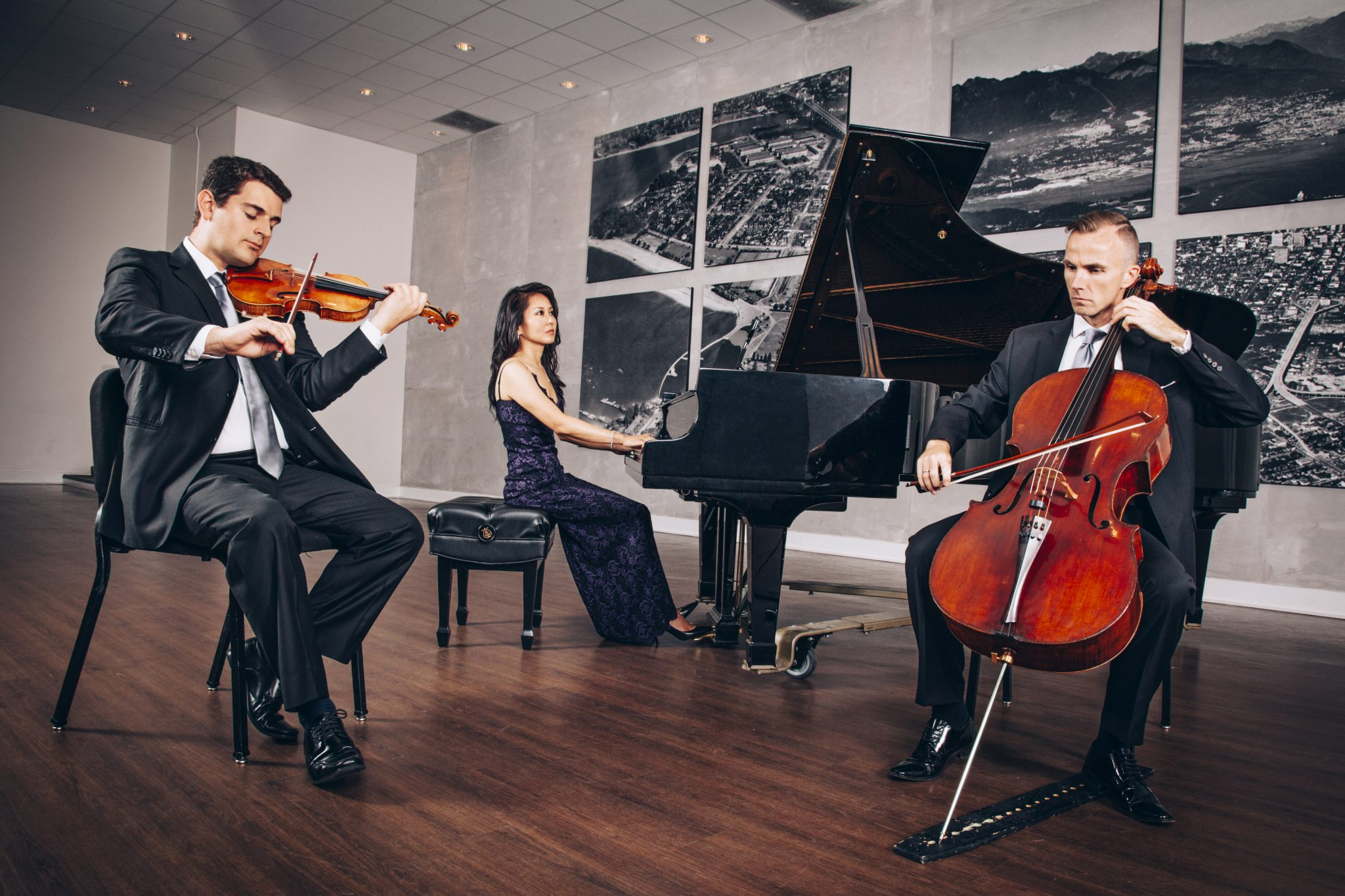 Vancouver Academy of Music Announces Newly Formed  Koerner Piano Trio & $1-Million Recital Hall Renovation