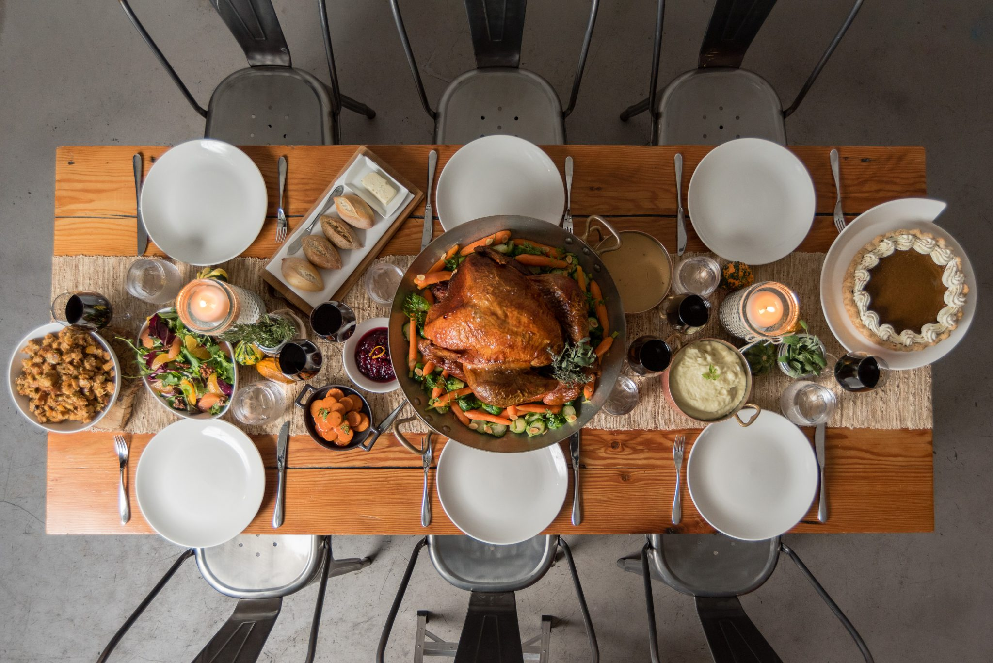 TURKEY TIME: RAILTOWN CATERING ANNOUNCES RETURN OF POPULAR THANKSGIVING TO-GO PACKAGE