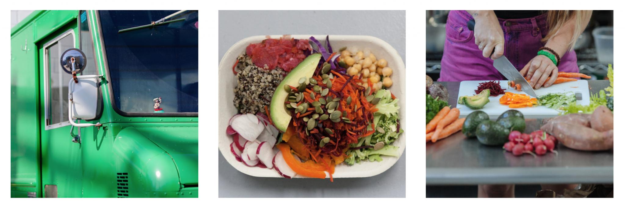 Marketmonday Vendor Culver City Salads My Van City