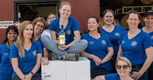 Dames Wine –  Les Dames d'Escoffier BC Chapter