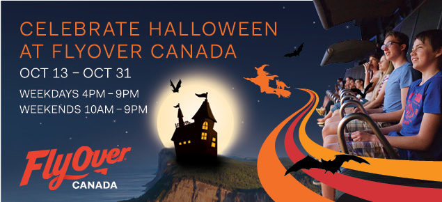 celebrate halloween at flyover giveaway my van city