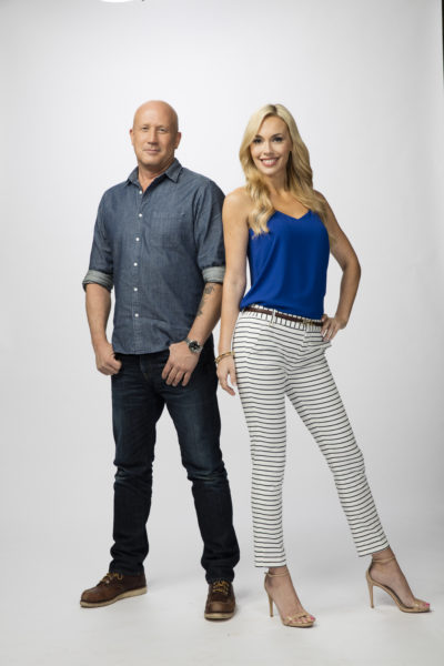 Mia and Rob - photo credit: HGTV Canada