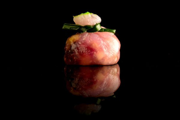 MOTT 32 South Australian Scallop and Shrimp - courtesy Mott32 Hong Kong