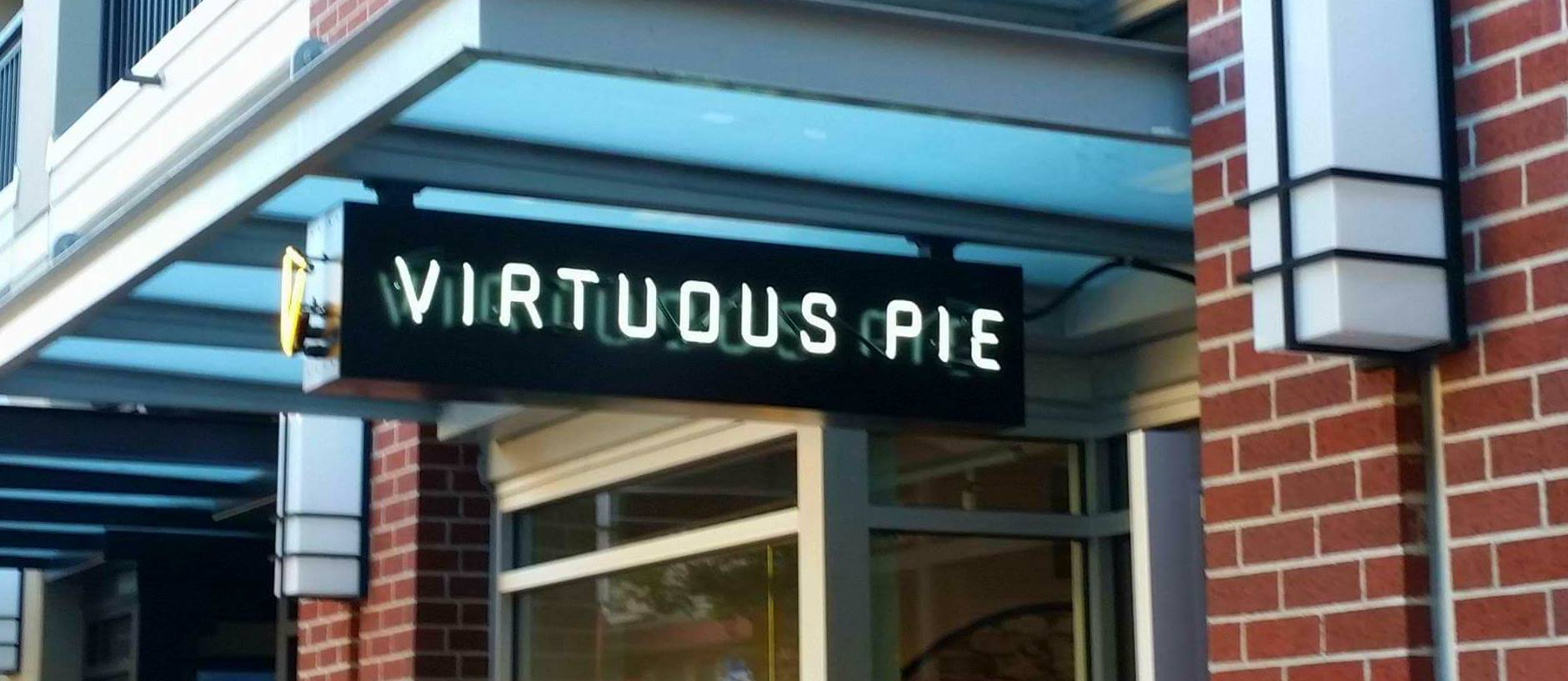 Virtuous Pie, Vancouver's new vegan pizza place