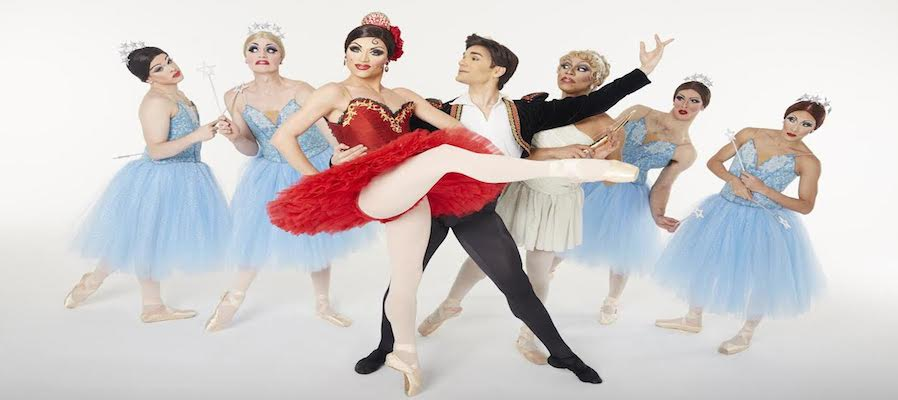 The Boys are Back in Town: Les Ballets Trockadero  Return to Vancouver by Popular Demand