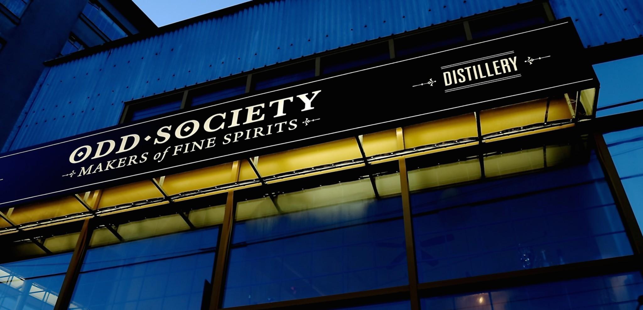 #MarketMonday Odd Society Spirits award winning Cassis