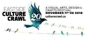 20th Anniversary Eastside Culture Crawl Celebrate Illustrious Legacy of Revelatory Exploration & Artistic Creation