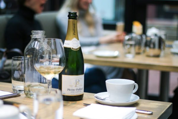 SPARKLE AND SHINE: L'ABATTOIR BRIGHTENS UP WEEKENDS THIS FALL BY INTRODUCING BUBBLES AT BRUNCH