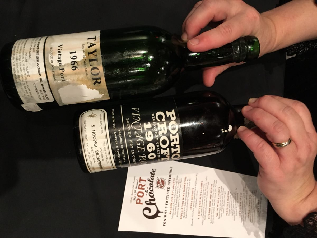 The 25th Annual Port and Chocolate Tasting Event