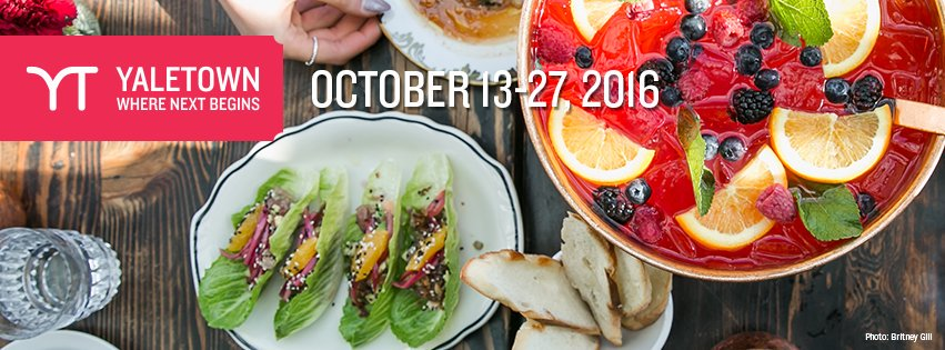 Taste of Yaletown event brings a fresh approach with Sharing & Pairing menu