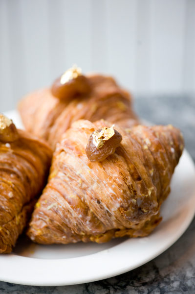 Chestnut Croissant credit Betty Hung