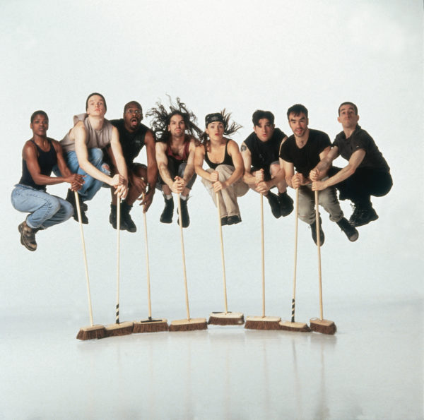 STOMP - Photo credit: Lois Greenfield
