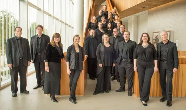 CELEBRATE SHAKESPEARE'S BIRTHDAY WITH THE VANCOUVER CANTATA SINGERS AT FULL FATHOM FIVE: SHAKESPEARE IN SONG