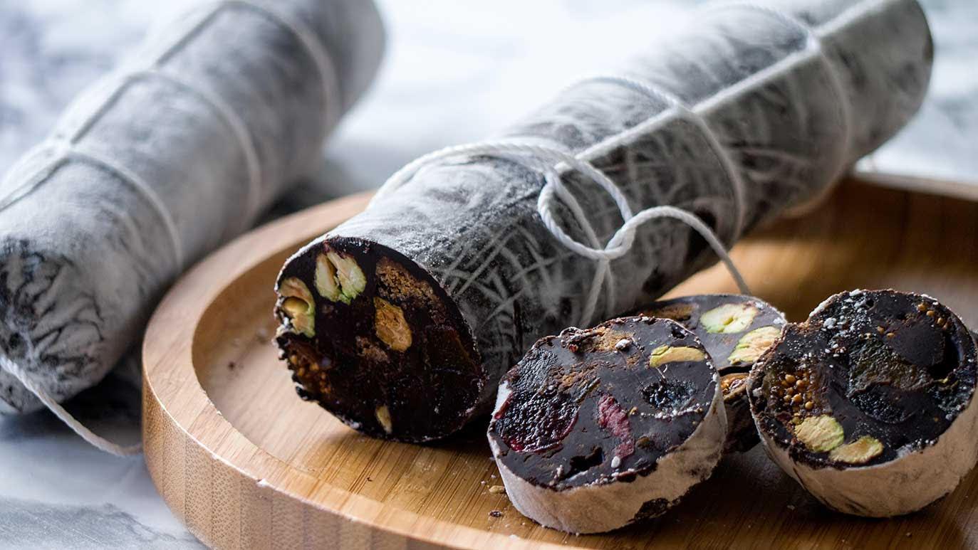#TasteofThursday chocolate holiday sausages recipe