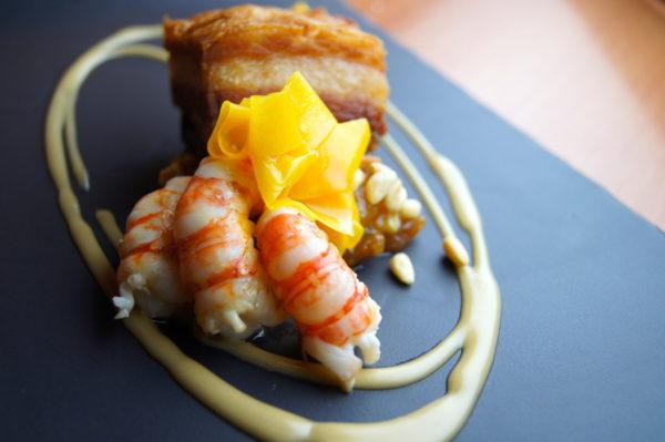 Yew Restaurant DOVF 2014