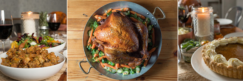 ALL THE TRIMMINGS: RAILTOWN CATERING OFFERS READY-MADE, NO-HASSLE CHRISTMAS FEAST WITH HOLIDAY TURKEY TO-GO PACKAGE