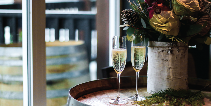 COUNTDOWN TIME AT THE 'VINE: THE SALTED VINE KITCHEN + BAR IN SQUAMISH TURNS THE CALENDAR TO 2017 WITH CELEBRATORY NEW YEAR'S EVE SEATINGS