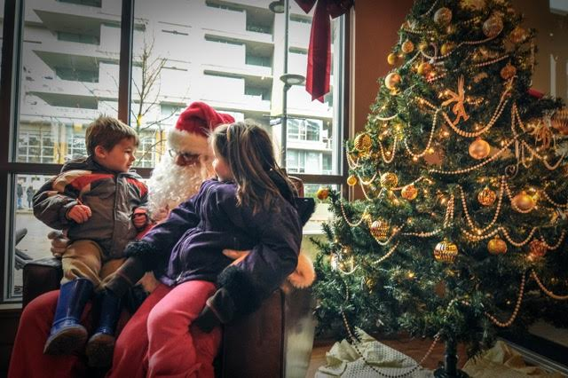 RING IN THE HOLIDAY IN WESBROOK VILLAGE