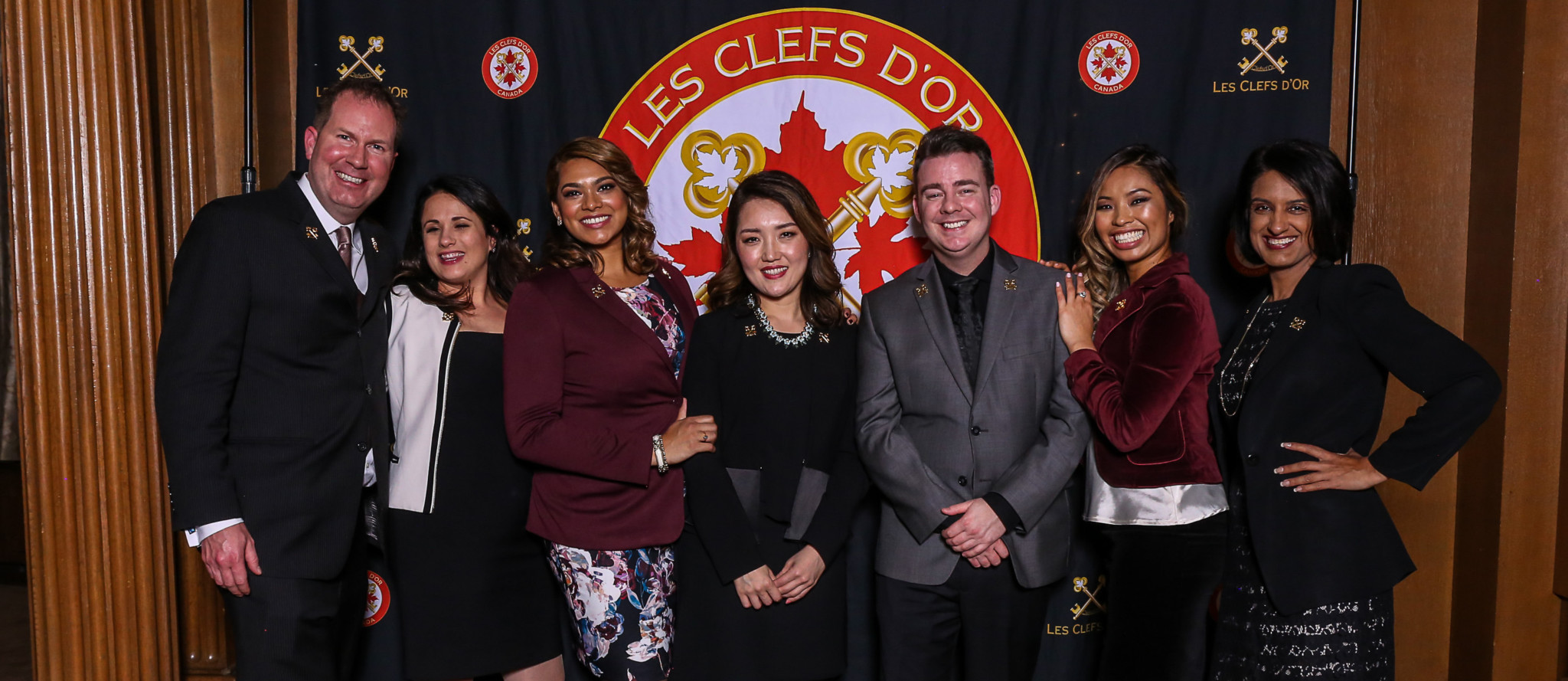 An evening with Les Clefs D'Or British Columbia