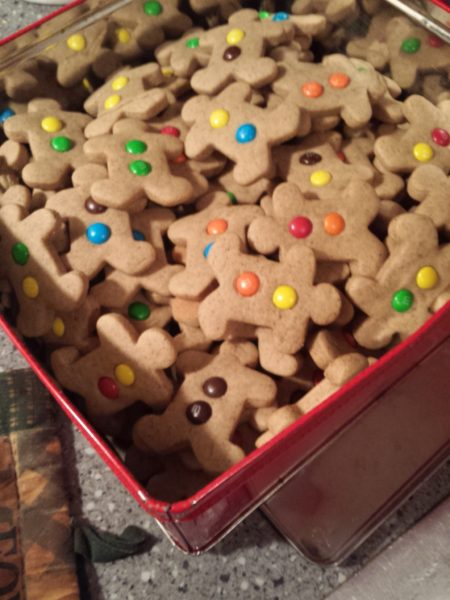 mini-gingerbread