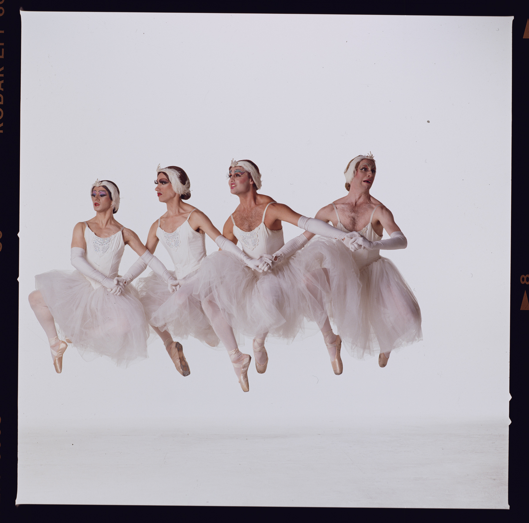 Les Ballets Trockadero de Monte Carlo - photo by Lois Greenfield