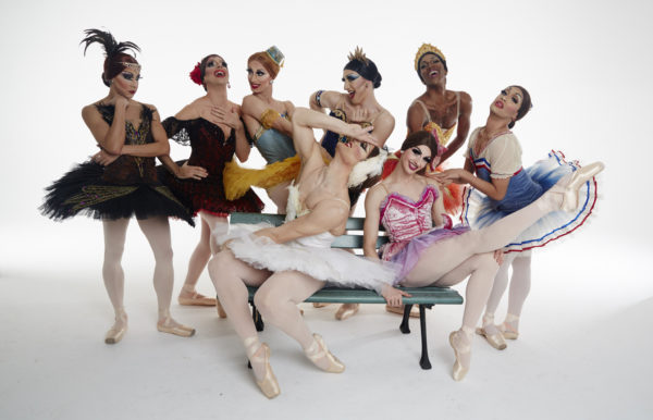 Les Ballets Trockadero de Monte Carlo - photo by Zoran Jelenic
