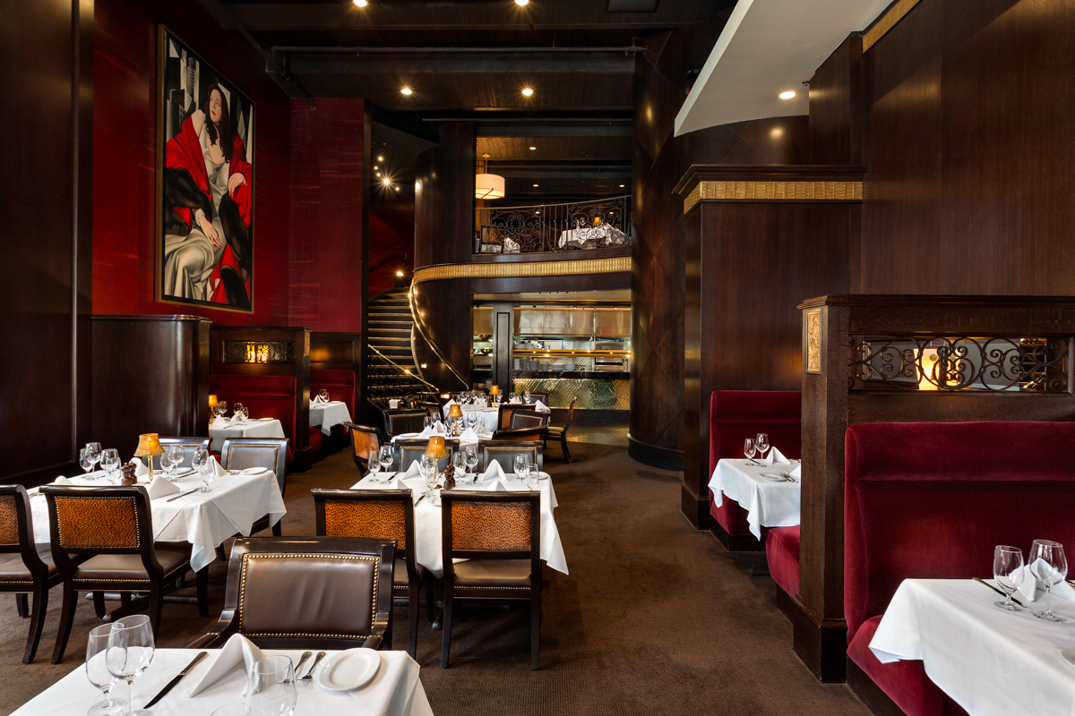 Celebrate the Easter holiday weekend at Gotham Steakhouse & Bar