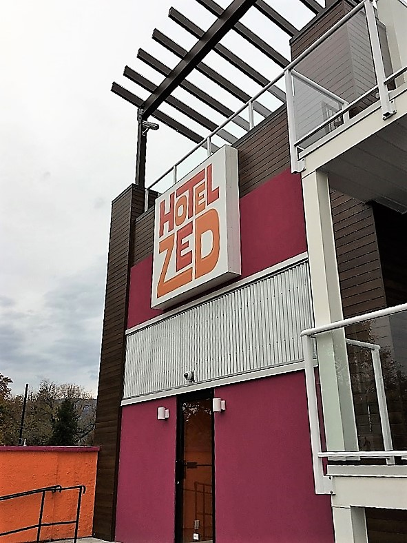 """HOTEL ZED INTRODUCES """"THE QUICKIE"""" VALENTINE'S PROMOTION"""