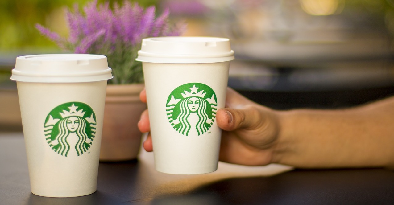 STARBUCKS IS MAKING AFTERNOONS AS DELICIOUS AS MORNINGS WITH THE LAUNCH OF NEW MENU ITEMS AVAILABLE MAY 1