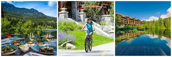 Bike.Eat.Relax.Repeat. at Nita Lake Lodge from June 29-July 2, 2017