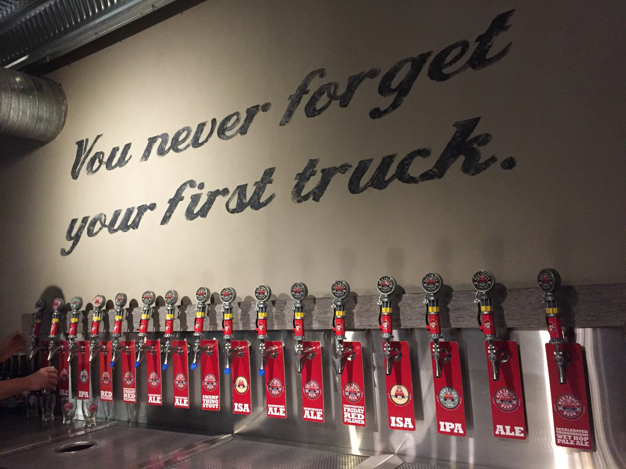 Red Truck Beer Company and the Truck Stop Diner
