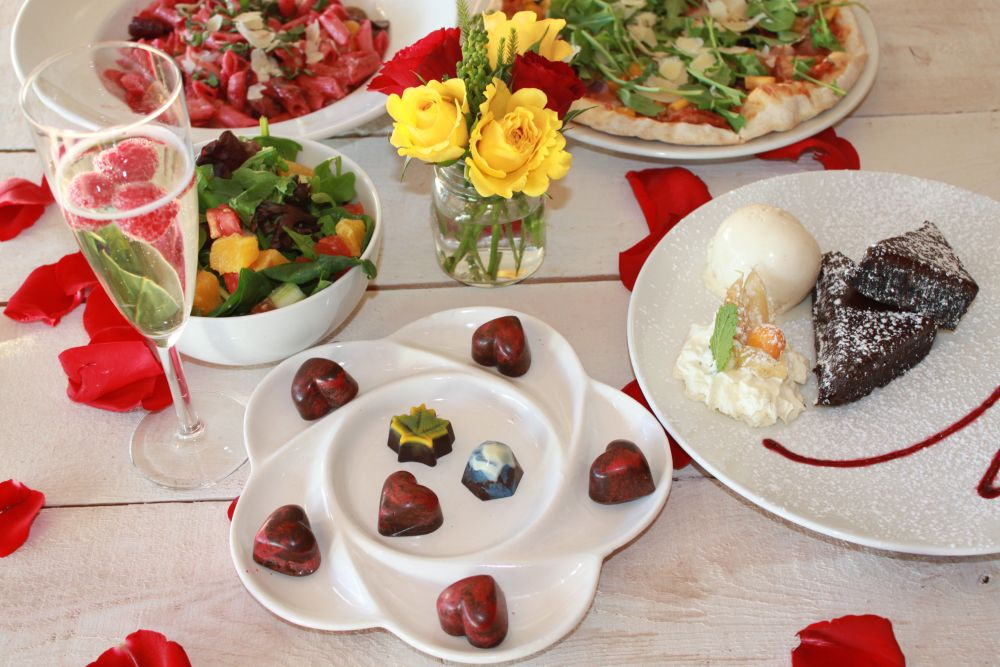 A Valentine's Day Menu for the Chocoholic at Rocky Mountain Flatbread
