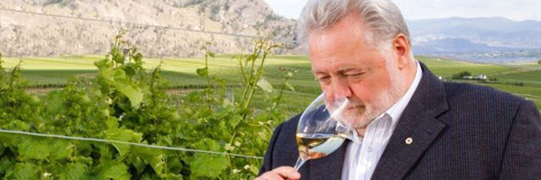 Grandfather of BC Wine Recognized for Contributions to Canada's Wine Industry