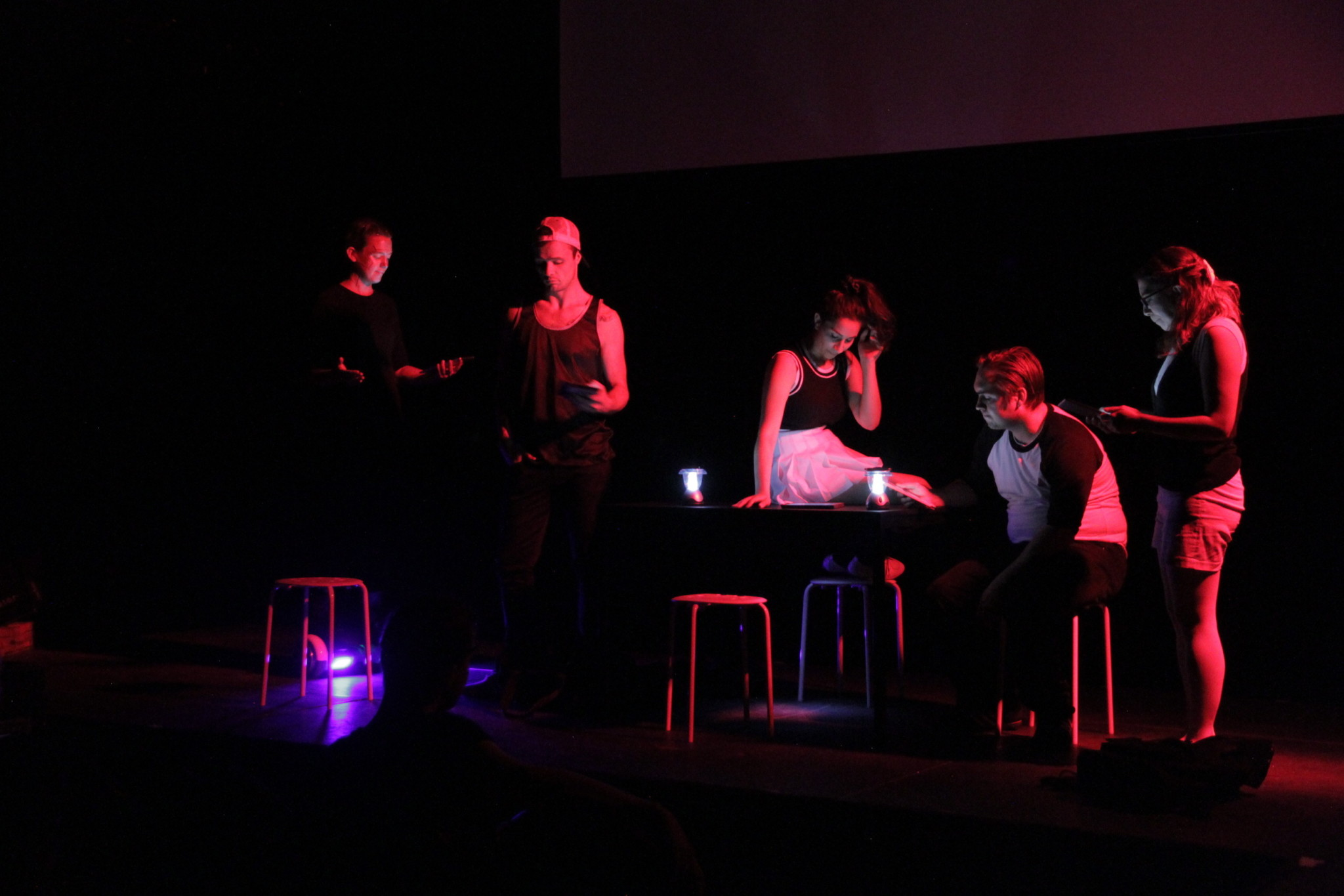 Nebula Company Theatre Presents:  Generation Post Script