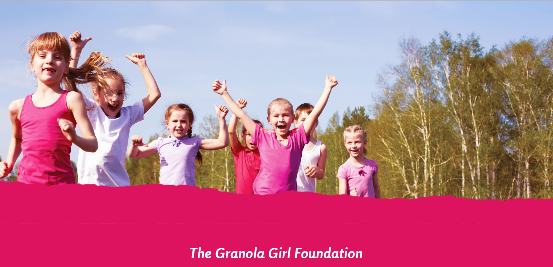 The Launch of The Granola Girl Foundation