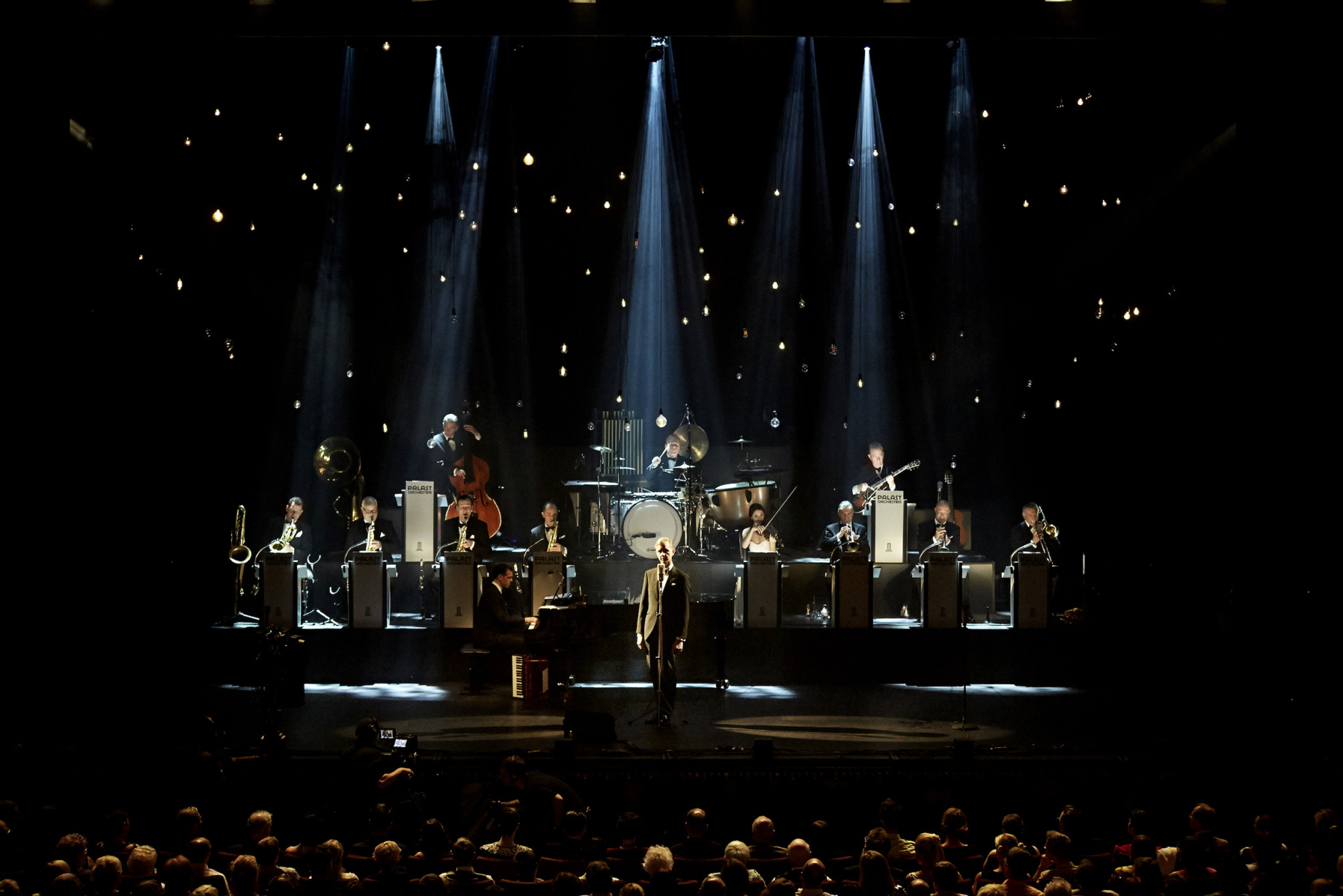 The Chan Centre presents Max Raabe & Palast Orchester, Germany's Legendary Singer and his Virtuoso Band