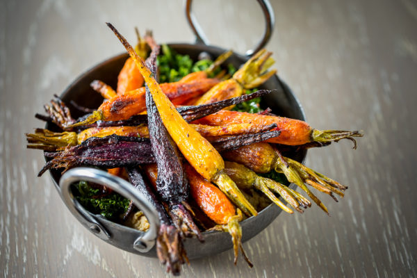 Ca Lemon Law >> #TasteofThursday Roasted Heirloom Carrots with Black ...