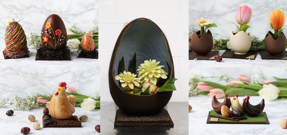 TASTE OF TRADITION: THOMAS HAAS EMBRACES EASTER WITH LATEST COLLECTION OF HANDCRAFTED CONFECTIONS