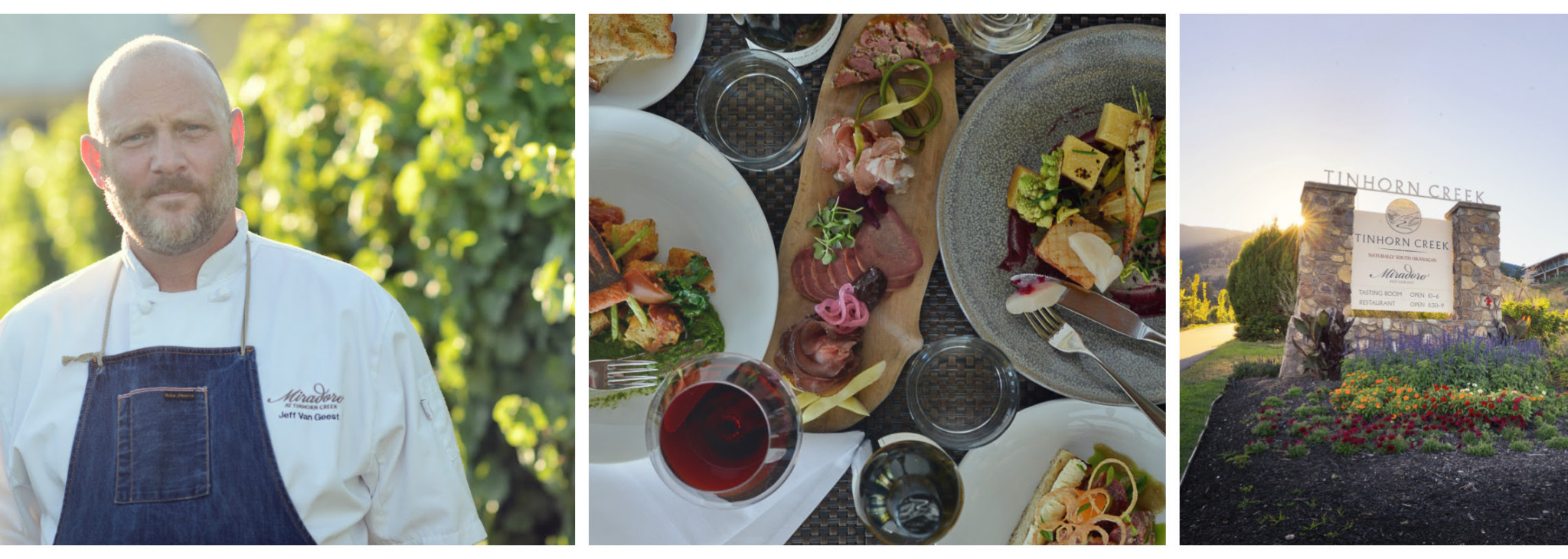 Miradoro Restaurant at Tinhorn Creek Vineyards reopens for the season – Winery restaurant offers special value $39 menu for March
